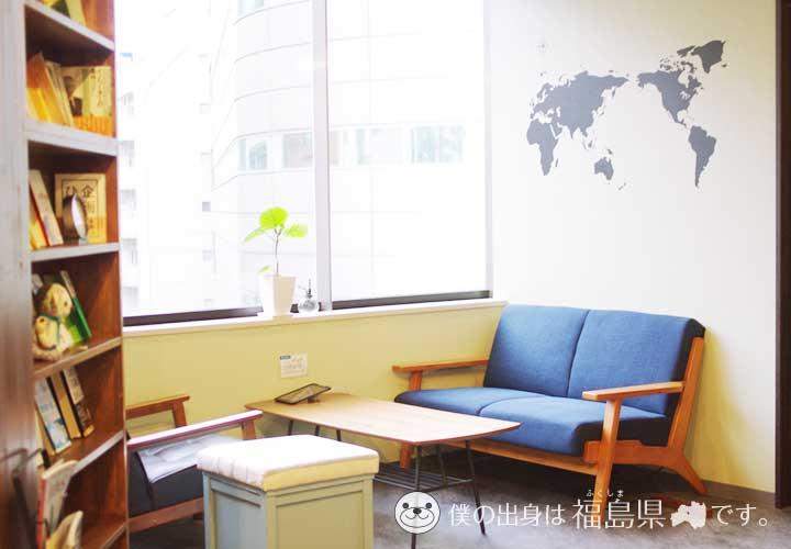 勉強カフェの特等席