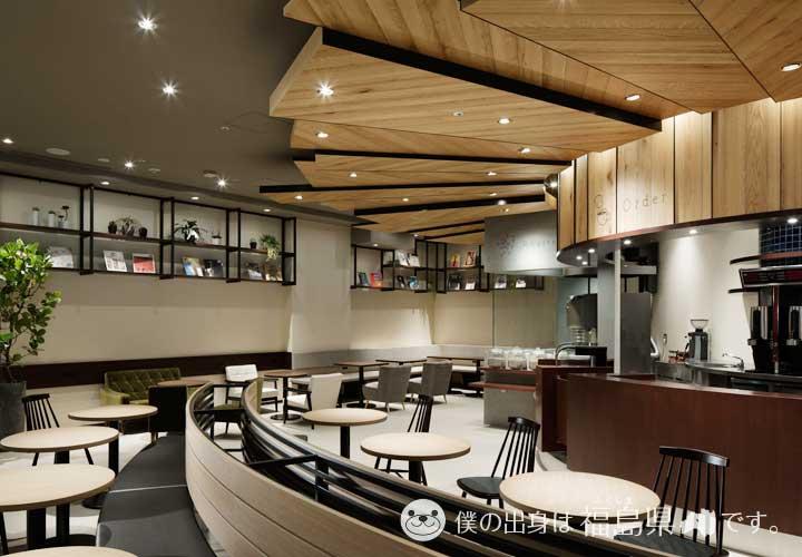 CAFFICE(カフィス)の店内