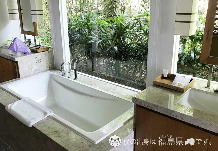 シェルリゾート客室(お風呂)