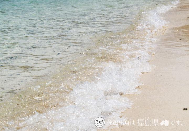 セブ島の海と砂浜