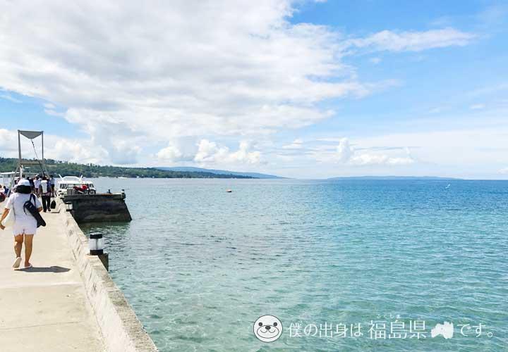 ダバオの海
