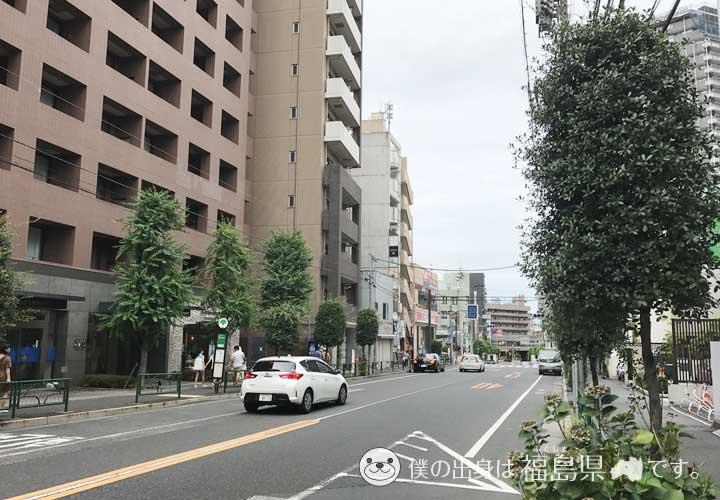 神楽坂駅前