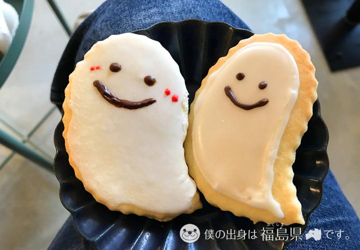 おばけクッキー