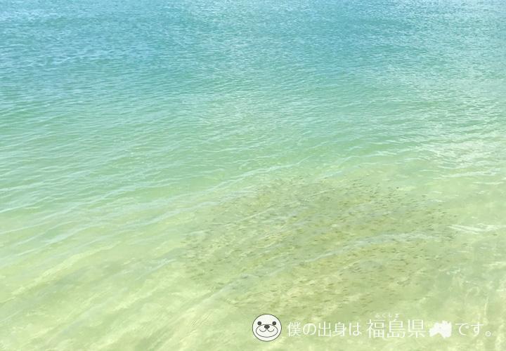メリタスペランギビーチリゾートスパのプライベートビーチ
