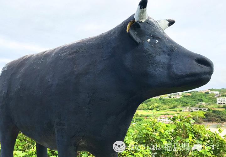 宮古牛の置物