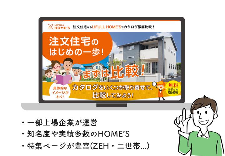 LIFULL HOME'S(ホームズ)
