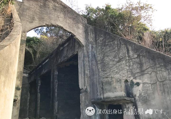 毒ガス工場の跡地10