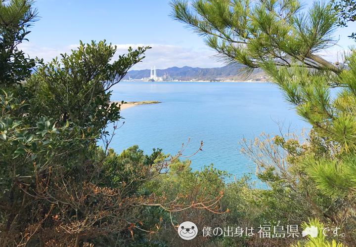 大久野島の海景色01