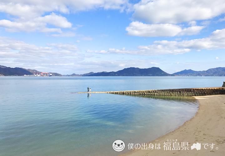 大久野島の海景色03