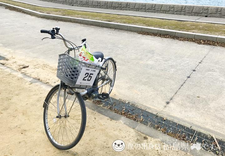 休暇村で自転車のレンタルサービス